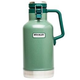 Garrafa Térmica 1,9L com Tampa Stanley + Bolsa Térmica Green 31 Litros EchoLife