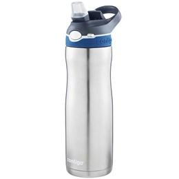 Garrafa Térmica 591 ml Contigo Autospout Ashland Chill Monaco em Aço Inox Azul