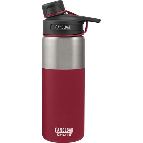 Garrafa Térmica 600ml Camelbak Chute Vacuum Insulated Stainless Vermelho