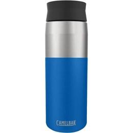 Garrafa Térmica CamelBak Hot Cap Vacuum 600 ml Azul até 24 Horas Gelado