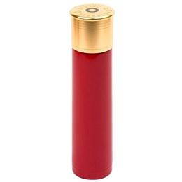 Garrafa Térmica Nautika 1 Litro Shot Shell Vermelha Airsoft