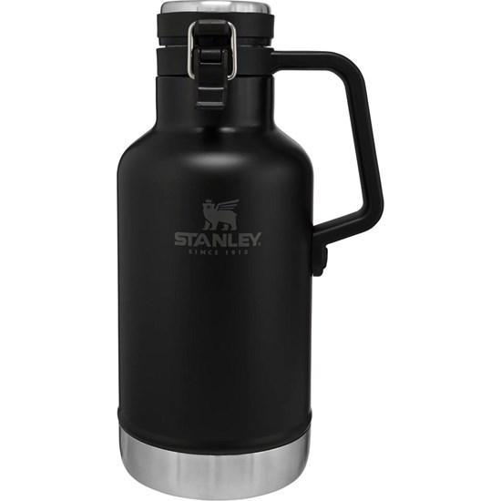 Growler Térmico Stanley Classic Garrafa 1,9 Litros Vaccum Preto