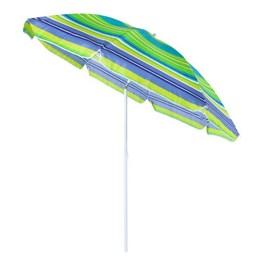 Guarda-Sol Nautika 354100 Caribe 180 Anti-UV 50+ Com Bolsa Tira-Colo Verde