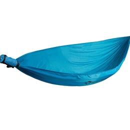 Hammock Pro Single Sea To Summit Azul Rede de Camping e Descanso Ultra Leve e Compacta