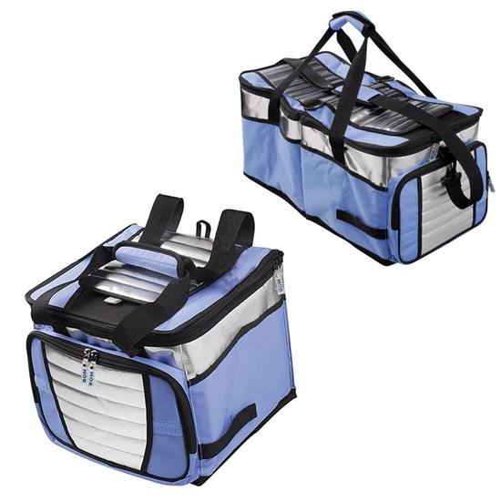 Ice Cooler 48 Litros 100% Poliéster + Ice Cooler 24 Litros 100% Poliéster MOR