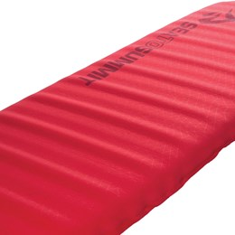 Isolante Térmico Auto Inflável Comfort Plus Sea To Summit Vermelho
