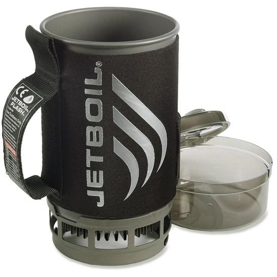 Jarra Jetboil Flash para Fogareiro 1 Litro com Indicador de Calor CCP075-CIN