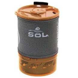 Jarra Jetboil Sol para Fogareiro 0,8 Litro com Indicador de Calor CCP080-AL