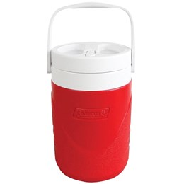Jarra Térmica 1 Galão 3,8 Litros Coleman + Copo Térmico 473 ml com Tampa Stanley