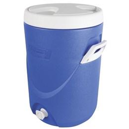 Jarra Térmica Coleman 18,9 Litros 5 Gallon para Camping Praia Azul