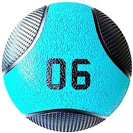 Kit 2 Medicine Ball Liveup PRO 4 e 6 Kg Bola de Peso Treino Funcional LP8112