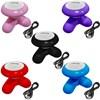 Kit 20 Mini Massageadores Corporal Mimo Massager XY3199 Portátil USB Pilha Cores Sortidas