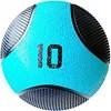 Kit 6 Medicine Ball Liveup PRO F 10 Kg Bola de Peso Treino Funcional LP8112-10