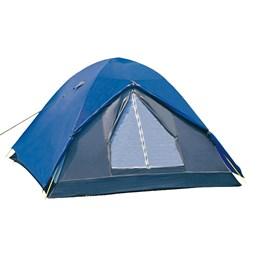 Kit Barraca Fox para 3 Pessoas + Saco de Dormir Viper Azul