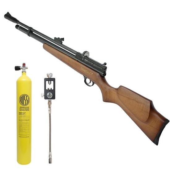 Kit Carabina de Pressão 1338 Beeman + Kit de Recarga PCP + Cilindro de Ar Alta Pressão