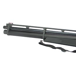 Kit Carabina Pressão PCP R8 Black 1100 FPS + Bomba Pneumática Manual Rossi PCP