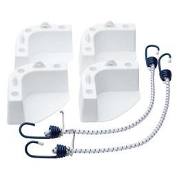 Kit de Fixação para Caixa Térmica - Coleman 012880