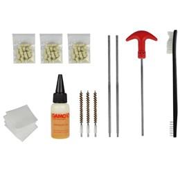 Kit De Limpeza Completo Gamo para Carabinas 4.5mm 5.5mm e 6.0mm