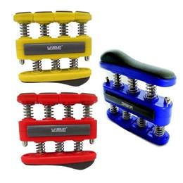 Kit Hand Grip Exercitador de Mãos e Dedos 3 Unidades LiveUp Sports