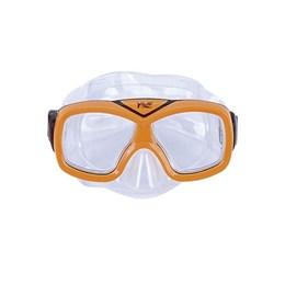 Kit Infantil de Mergulho e Snorkel Laranja Divers - Nautika 113400
