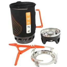 Kit para Camping com Panela e Fogareiro Jet Cook AZTEQ 743690