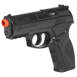 Kit Pistola Airgun Wingun C11 4.5mm + Maleta + 3000 Esferas de Aço + 2 Óleos + 20 Mini Co2 12g