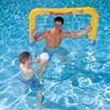 Kit Polo Aquático Infantil Bestway Inflável com Trave Rede e Bola