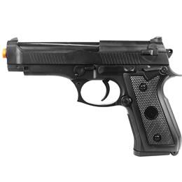 Kit Rifle Airsoft Vigor VG M4RIS CQB Spring + Pistola Airsoft Vigor VG P92 Spring + 2000 BBs 0,12g