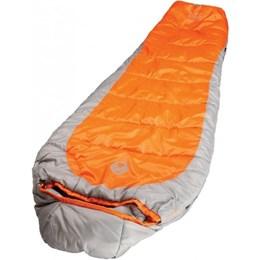 Kit Saco de Dormir -3,8ºC a -1ºC Coleman Silverton + Isolante Térmico E.V.A. Aluminizado Nautika