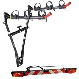 Kit Transbike Bola 03 bicicletas AL-16 Altmayer + Sinalizador de Encaixe em Transbike Altmayer AL-91