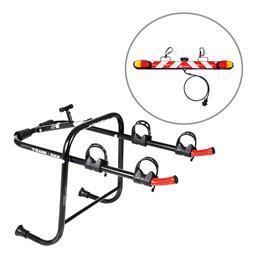 Kit TransBike para 2 Bicicletas AL-10 Altmayer + Sinalizador de Encaixe em Transbike Altmayer AL-91