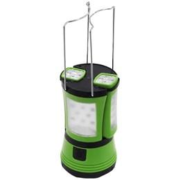 Lampião Team Nautika 1000 Lumens Autonomia 40 horas com 2 Lanternas