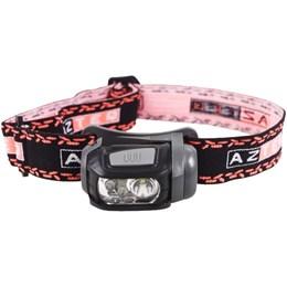 Lanterna de Cabeça LED Mistik 140 Lúmens e Alcance de 60 Metros - AZTEQ 743170