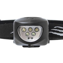 Lanterna de Cabeça Nautika Dragster com Sistema de 7 LEDs