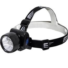 Lanterna de Cabeça Recarregável Bivolt Fenix + Mini Lanterna 9 LEDs Nautika