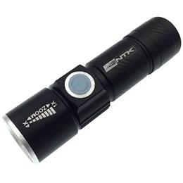 Lanterna de Mão 70 Lumens USB Nautika Cymba