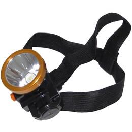 Lanterna Led de Cabeça Rotony Recarregável Alto/Baixo 200/100 Lumens