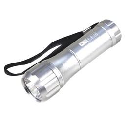 Lanterna Tática Trivat 180 Lúmens AZTEQ 743141 Prata