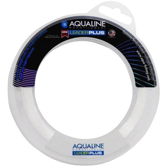 Linha de Pesca Leader Plus Transparente 0,70mm/60Lb/60m - Aquafishing