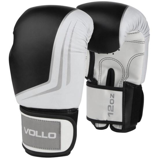 Luva de Boxe IFS 12 OZ Preta Vollo VFG201-12