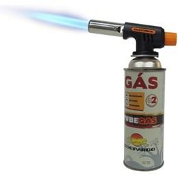 Maçarico Flame Gun Compacto para Cartucho Tube Gas - Guepardo AE3000