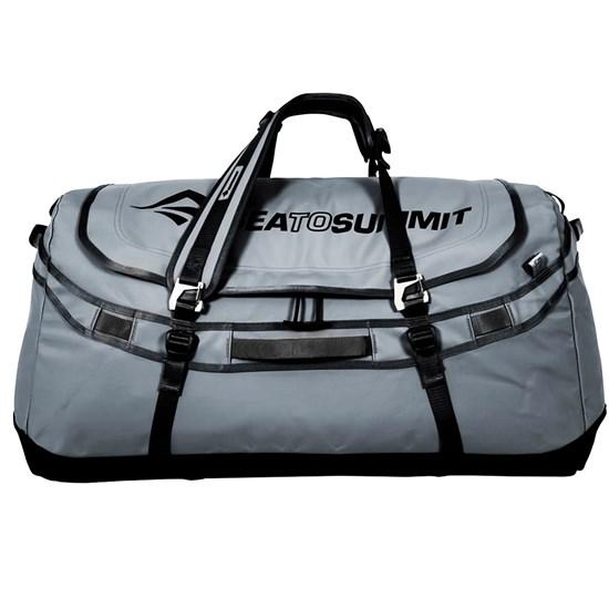 Mala de Viagem Sea to Summit 65 Litros Duffle Bag Bolsa Marinheiro Cinza