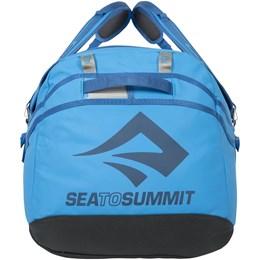 Mala de Viagem Sea to Summit 90 Litros Duffle Bag Bolsa Marinheiro Azul