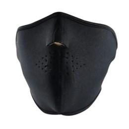 Máscara NTK Tático para Airsoft Paintball Preta em Neoprene