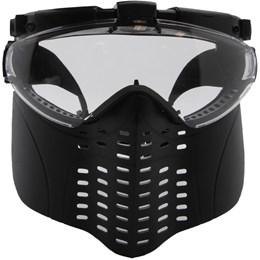 Máscara Ventz com Luz LED e Ventilador Interno para Airsoft Tático Nautika