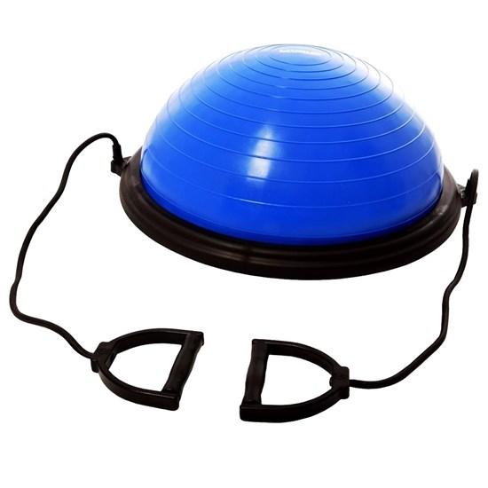 Meia Bola Balance 58 CM com Bomba de Inflar - LIVEUP LS3610