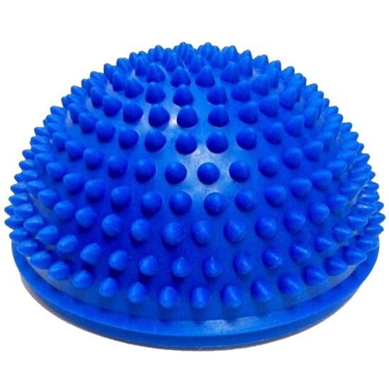 Meia Bola de Equilíbrio 16cm para treinamento funcional - LIVEUP LS3572