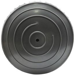 Meia Bola de Equilíbrio ZStorm Mini Bosu 16 cm Cinza ZS181154