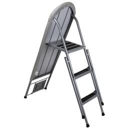 Mesa de Passar Roupa Dobrável Mor Ideal Transforma em Escada