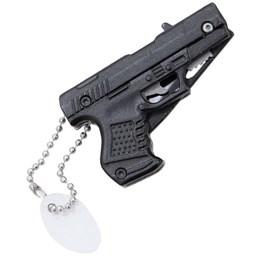 Mini Canivete Tático Automático Kolt 12 Peças Nautika